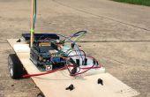 Arduino Powered vehículo autónomo