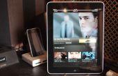 Simple y barato iPad soporte