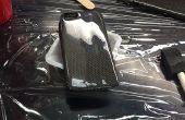 Cómo hacer una caja de teléfono celular de la fibra de carbono