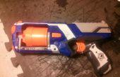 Tutorial de pintura de pistola Nerf