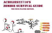Básicamente todo en una edición de negro ops z.s.g (Guía de supervivencia zombie)