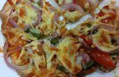 Corteza de Pizza fácil