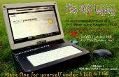 PI-Berry portátil--el clásico DIY laptop