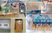 Automatización del hogar Datura 6 - mejoras de 2015