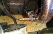 Reemplazar el sensor de oxígeno calentado de un coche!