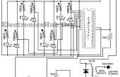 Sistema de Control automático de trenes puerta