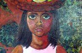Cera de abejas también conocido como pintura pintura encáustica