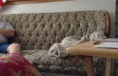 Cómo dibujar un sofá (principiantes)
