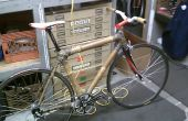Bambú y cáñamo bici