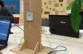 Cara de Arduino seguimiento mecanismo para verificación biométrica (proyecto de prototipo de TfCD)