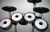 Wii Rock Band Pro Drum Kit platillos reparación