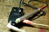 Tacómetro de tarjeta de sonido