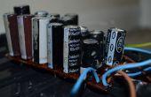Hacer un banco de capacitores de cámara desechable barato