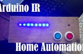 Arduino IR Home Automation v1.0