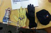 Construir un CyberGlove $30k para $40 - enviado por BayLab para el programa de patrocinio de Instructables