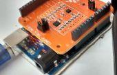 Arduino Acelerómetro Freescale FRDM-STBC-AGM01