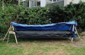 GRANDES, fáciles de construir compostador de lombriz