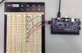 Proyecto de Control de LED de FPGA