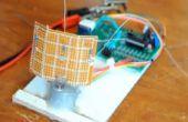 PIC de un eje controlado seguidor Solar DIY Kit