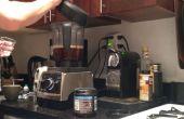 Café de aceite de coco de paleo