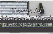Cómo hacer voz sobre en iMovie, y por qué deben