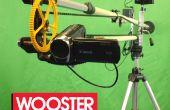 Grúa de la cámara DIY - The Wooster Sherlock 1.0