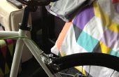 Super ligero Fixie y guardabarros de bicicleta de una velocidad