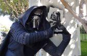 Star Wars fuerza despierta Kylo Ren - máscara y garb