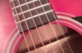 Protectores - cuerdas de la guitarra de acero del dedo