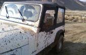 Solucionar problemas de inactividad y estancamiento en un jeep cj-7 o wrangler yj