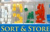 Como especie y tienda Legos