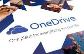 Compartir iTunes películas a otros por OneDrive