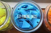 Impresión 3D Hacks