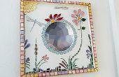 Mosaico de jardín Portilla