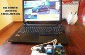 Controller(Joystick) juego de Bluetooth con Arduino y Jetpack