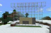 Cómo hacer un tablero de conecta cuatro en Minecraft Pe