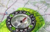 Cómo leer un mapa topográfico