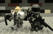 LEGO Space Marine y Halo ODST