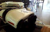 Actualización masiva de Brookstone rover!