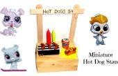 Miniatura Hot Dog Stand (arte)