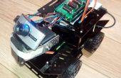 RC wifi cámara de coche Robot con Arduino y openWRT