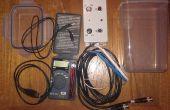 0 a 500 v sonido tarjeta osciloscopio y sondas coste cacahuetes (menores de 20)
