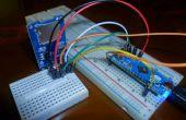 Registro de datos de tarjeta SD con el Sensor de temperatura humedad DHT22