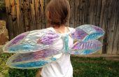 Alas de hadas libélula
