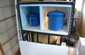 Construcción de un warmbox para la fermentación en el barato