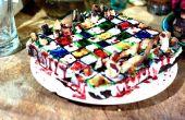 Torta de ajedrez apocalíptica - Intro