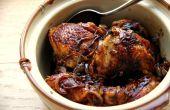 Pollo balsámico