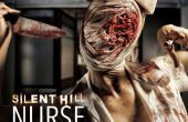 Enfermera de Silent Hill - Tutorial de maquillaje SFX