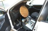 Control remoto Toyota (mecánica)