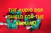 Escudo de Arduino Audio DSP